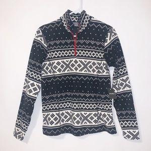 🆕 Eddie Bauer   Quest Fleece 1/4 Zip Jacket